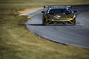 October 3-5, 2013. Lamborghini Super Trofeo - Virginia International Raceway. #18 Ryan Ockey, Dragonspeed Racing, Lamborghini of Miami