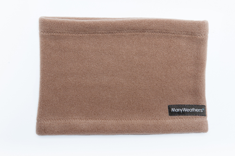 Many Weathers fleece neck warmer