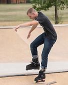 McKinney Skate Park Fun