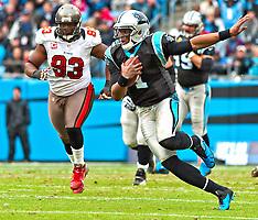 2012 Carolina Panthers vs Tampa Bay Buccaneers (NFL)