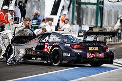 June 17, 2017 - Motorsports: DTM race Budapest, Saison 2017 - 3. Event Hungaroring, HU, # 11 Marco Wittmann (GER, BMW Team RM, BMW M4 DTM) (Credit Image: © Hoch Zwei via ZUMA Wire)