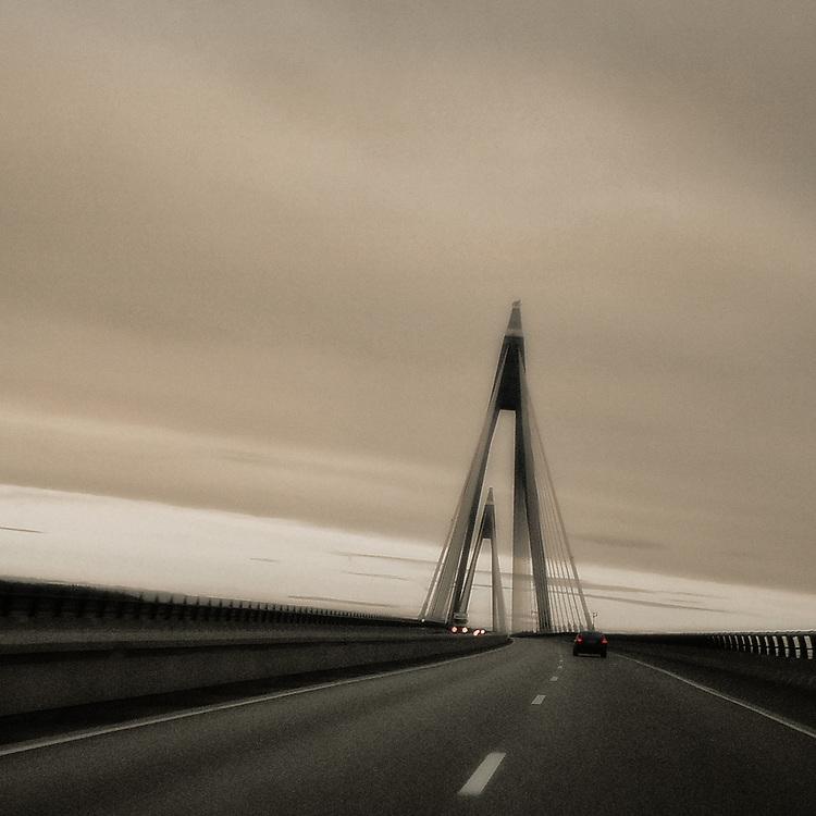 Uddevalla bridge, Sweden