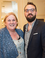 To celebrate 25 Years of MEDIA, The Creative Europe MEDIA Office Galway held the&nbsp;Creative Europe&nbsp;MEDIA Co-Production Dinner&nbsp;in Hotel Meyrick&nbsp;on Thursday the 7th of June as part of The&nbsp;Galway Film Fleadh.&nbsp;<br /> <br /> At the event was Edwina Forkin Zanzibar Films and Bastien Sirodot Umedia.<br /> The networking dinner gives Fleadh goers&nbsp;privileged access to the world's leading film Financiers and a fantastic&nbsp;opportunity to network with European Producers and Film Fair Financiers. &nbsp;Creative Europe MEDIA Office Galway offers comprehensive information on the European Union's Creative Europe Programme, offering advice, support and information on Creative Europe funding support for the audiovisual industries including film, television and games.&nbsp; The regional office is also available to respond to queries by phone or email.&nbsp; In addition to providing one-to-one advice sessions and events throughout the year. &nbsp;<br /> <br /> For further information contact Eibhl&iacute;n N&iacute; Mhunghaile on 091 770728 or via email on&nbsp;eibhlin@creativeeuropeireland.eu&nbsp;<br />  Photo: Andrew Downes XPOSURE