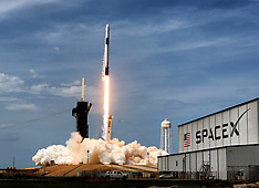 SpaceX Demo-2 Launch - Florida - 30 May 2020
