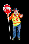 This is Henry the Lollipop Man