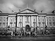 Trinity College Dublin, College Green, Dublin, 1751