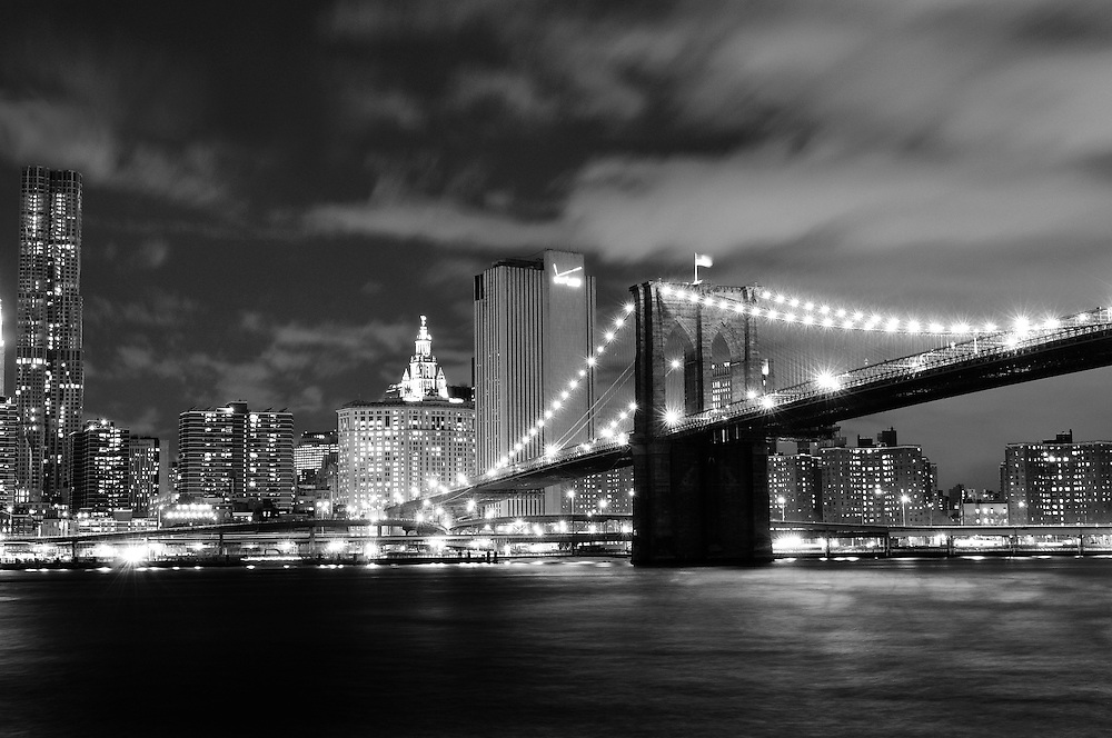 Brooklyn Bridge,New York,USA..