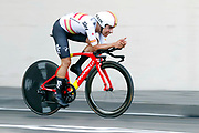 Jonathan Castroviejo (ESP - Team Sky) during the UCI World Tour, Tour of Spain (Vuelta) 2018, Stage 1, individual time trial, Malaga - Malaga (8km) in Spain, on August 26th, 2018 - Photo Luis Angel Gomez / BettiniPhoto / ProSportsImages / DPPI