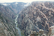 Black Canyon of the Gunnison National Park Photos - Black Canyon stock photos, Gunnison River