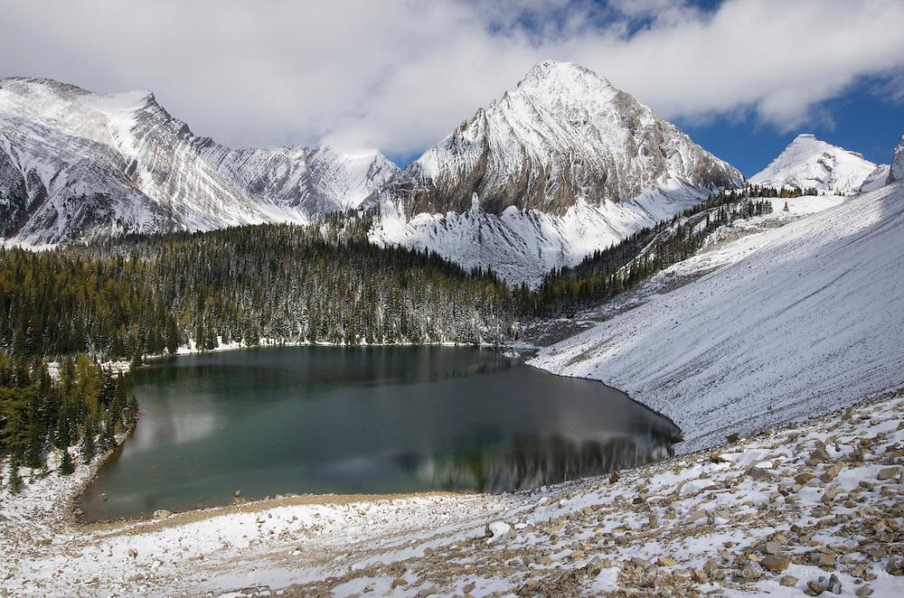 Chester Lake, Peter Loughheed Provincial Park, Kananaskis Country, Alberta
