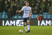 Everton defender Michael Keane (4) during the The FA Cup fourth round match between Millwall and Everton at The Den, London, England on 26 January 2019.
