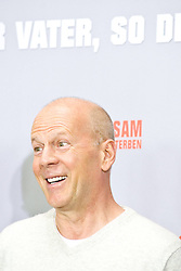 Bruce Willis attends a photocall for 'Die Hard - Ein Guter Tag Zum Sterben' at Hotel Adlon on February 5, 2013, Berlin, Germany. Photo by Imago / i-Images...UK ONLY