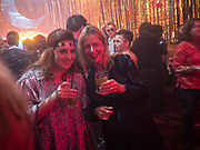 MARYAM EISLER; IWONA BLAZWICK Maryam Eisler launch party for her book, Voices East London. Bethnal Green Working Mens club, London. 28 November 2017.