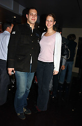 LORD FREDERICK WINDSOR and his sister LADY GABRIELLA WINDSOR at a party to celebrate the opening of Kitts nightclub, 7-12 Sloane Square, London on 7th December 2006.<br /><br />NON EXCLUSIVE - WORLD RIGHTS