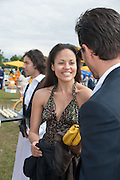 RACHAEL BARRETT, The Veuve Clicquot Gold Cup Final.<br /> Cowdray Park Polo Club, Midhurst, , West Sussex. 15 July 2012.