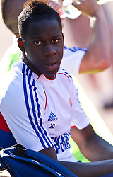04.07.2011, Alois Latini Stadion, Zell am See, AUT, Olympique Lyon, Training, im Bild Aly Cissokho, Olympique Lyon // during a training session of AUT, Olympique Lyon, in Zell am See, Austria on 2011/07/04, EXPA Pictures © 2011, PhotoCredit: EXPA/ J. Feichter