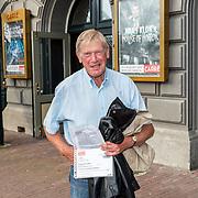 NLD/Amsterdam/20170823 - Premiere Grootste Zwanenmeer ter wereld, Peter Kemper