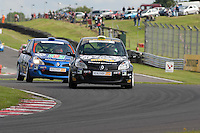 2007 ELF Renault Clio Cup.  Oulton Park, Cheshire, United Kingdom.  23rd-24th June 2007.  (21) - Stefan Hodgetts - Momo UK.  World Copyright: Peter Taylor/PSP. Copy of publication required for printed pictures. Every picture used is fee-liable.