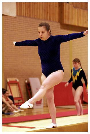 Special Olympics (Gymnastics).Sun 28-5-2006.Birmingham.Afternoon