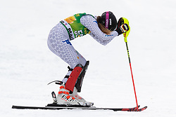 SCHMOTZ Marlene of Germany competes during the 6th Ladies' Slalom at 55th Golden Fox - Maribor of Audi FIS Ski World Cup 2018/19, on February 2, 2019 in Pohorje, Maribor, Slovenia. Photo by Blaž Weindorfer / Sportida
