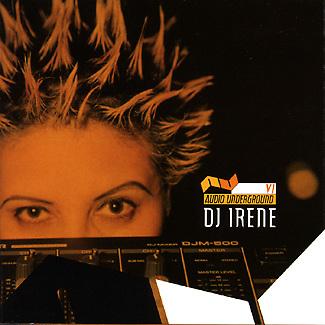 Cover for DJ Irene album