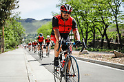SHOT 6/10/17 10:26:06 AM - Doug Pensinger Memorial Road Ride 2017. The 52 mile ride which took place on the one year anniversary of the passing of Getty Images photographer Doug Pensinger featured more than 30 riders many of whom had ridden with Doug in the past.  (Photo by Marc Piscotty / © 2017)