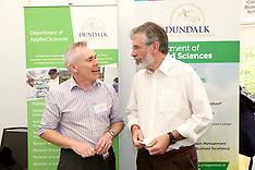 Dundalk Institute of Technology at The National Ploughing Championships 2014