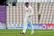 Sir Alastair Cook of Essex during the first day of the Specsavers County Champ Div 1 match between Hampshire County Cricket Club and Essex County Cricket Club at the Ageas Bowl, Southampton, United Kingdom on 5 April 2019.