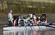 London, Great Britain, Cambridge UWBC. Boating. The Newton Women's Boat Race Tideway Week, Putney to Mortlake. ENGLAND. <br /> <br /> Tuesday   07/04/2015<br /> <br /> [Mandatory Credit; Peter Spurrier/Intersport-images]<br /> <br /> Crew, CUWBC<br /> Fanny BELAIS, Ashton BROWN, Caroline REID, Clare WATKINS, Melissa WILSON, Holly HILL, Daphne MARTSCHENKO,Hannah EVANS, Cox Rosemary OSTFELD The Newton Women's Boat Race Tideway Week, Putney to Mortlake. ENGLAND. <br /> <br /> Tuesday   07/04/2015<br /> <br /> [Mandatory Credit; Peter Spurrier/Intersport-images]<br /> <br /> Crew, CUWBC<br /> Fanny BELAIS, Ashton BROWN, Caroline REID, Clare WATKINS, Melissa WILSON, Holly HILL, Daphne MARTSCHENKO,Hannah EVANS, Cox Rosemary OSTFELD