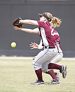 April 23, 2011: The University of Science and Arts of Oklahoma Drovers play against the Oklahoma Christian University Lady Eagles on the campus of Oklahoma Christian University.