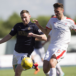 Falkirk v Raith Rovers | Scottish Championship | 15 August 2015