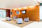 Durham, NC Commercial Building Lobby<br /> CKS Design Studio