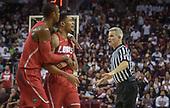UNM Men's basketball vs New Mexico State 11/17/17