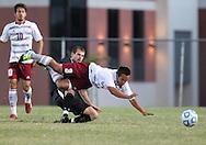 October 10, 2013: The West Texas A&M Buffalo play against the Oklahoma Christian University Eagles on the campus of Oklahoma Christian University.