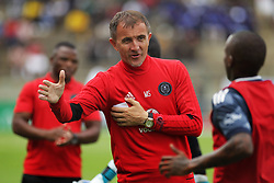 15042018 (Durban) Pirates Head coach Milutin Sredojević when Pirates came from behind to grab a 2-1 win over AmaZulu to keep their title hopes alive in the Absa Premiership at King Zwelithini Stadium yesterday in Durban<br /> Picture: Motshwari Mofokeng/ANA