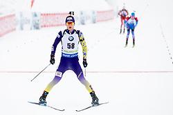 Dmytro Pidruchnyi (UKR) in action during the Pursuit Men 12,5 km at day 8 of IBU Biathlon World Cup 2018/19 Pokljuka, on December 9, 2018 in Rudno polje, Pokljuka, Pokljuka, Slovenia. Photo by Urban Urbanc / Sportida