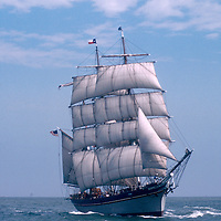"The ""Elissa"" Tall Ship"