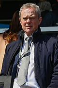 Swansea City Chairman Trevor Birch during the EFL Sky Bet Championship match between Queens Park Rangers and Swansea City at the Loftus Road Stadium, London, England on 13 April 2019.