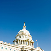 US Capitol Building, Washington DC. Shots taken from the Eastern side in front of the House of Representatives wing.