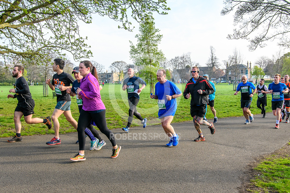 Images from the 2017 Kilomathon, 9 April 2017 in Edinburgh. Photo: Paul J Roberts | RobertsSports Photo. All Rights Reserved