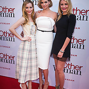 NLD/Amsterdam//20140401 - Filmpremiere The Other Woman, Leslie Mann, Kate Upton en Cameron Diaz