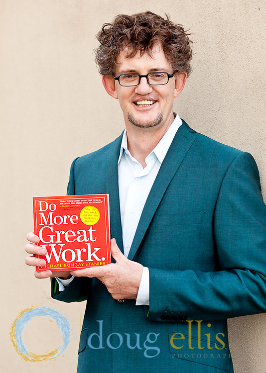 Michael Bungay Author of Do More Great Work