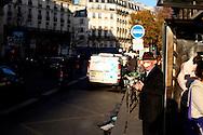 Rue du Temple bandage, Paris