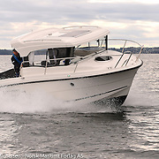 Askeladden P77 Weekend - outboard
