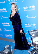 Uma Thurman attends the 8th Annual UNICEF Snowflake Ball at Cipriani 42nd Street in New York City, New York on November 27, 2012.