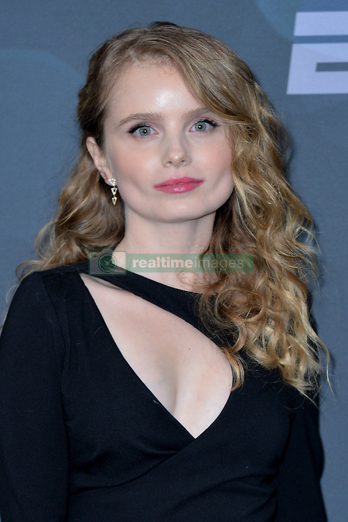 May 14, 2019 - New York, NY, USA - May 14, 2019  New York City..Kayla Cromer attending Walt Disney Television Upfront presentation party arrivals at Tavern on the Green on May 14, 2019 in New York City. (Credit Image: © Kristin Callahan/Ace Pictures via ZUMA Press)
