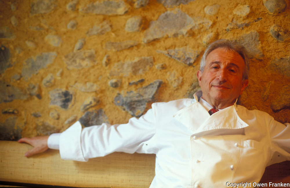 Chef Michel Guerard