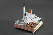 Architectural Model Study Photography -  Exibit at Monopoli Architecture Gallery &  Publication : 1:26 In Study Model Wonderland from Halifax to Vancouver  / Montreal / Canada / 2009-03-08, © Photo Marc Gibert / adecom.ca<br />