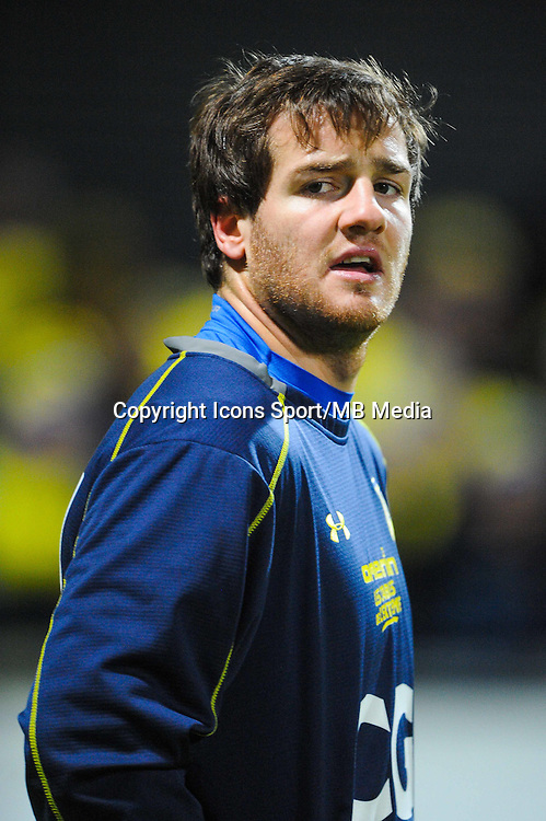 Camille Lopez  - 20.12.2014 - Clermont / Castres - 13eme journee de Top 14 -<br /> Photo : Jean Paul Thomas / Icon Sport