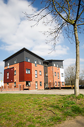 New build social housing, Richmond Park, Sheffield